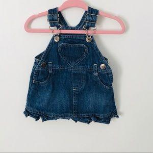 🔥2/$12🔥Arizona Skirt Overalls